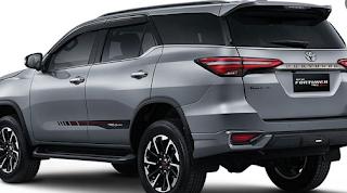 Keunggulan Toyota Fortuner Terbaru
