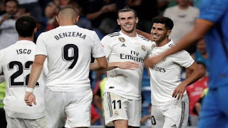 موعد مباراة ريال مدريد وكلوب بروج الثلاثاء01-10-2019 في دوري أبطال أوروبا
