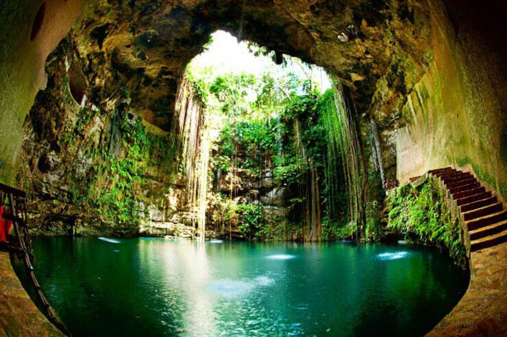 Os lugares mais bonitos do mundo