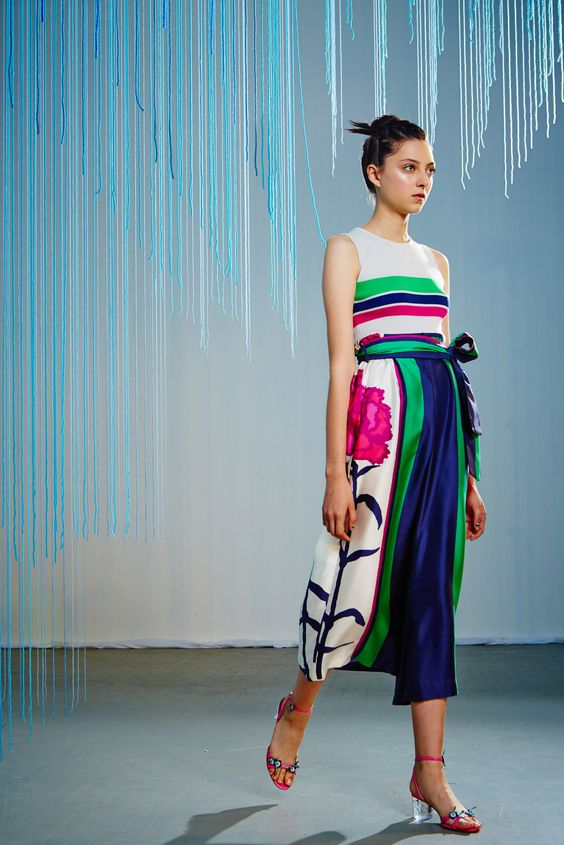 Straight From The Runway - My 7 Faves From The Tanya Taylor Spring 2016 Collection