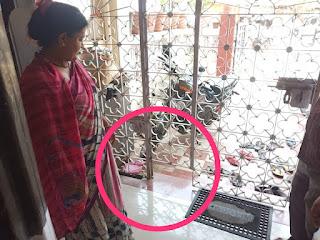 नगर के कपड़ा व्यवसाई (गणेश रेडीमेट) के यहां अज्ञात चोरों ने की चोरी