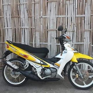 Dijual Motor Lama Yamaha 125Z
