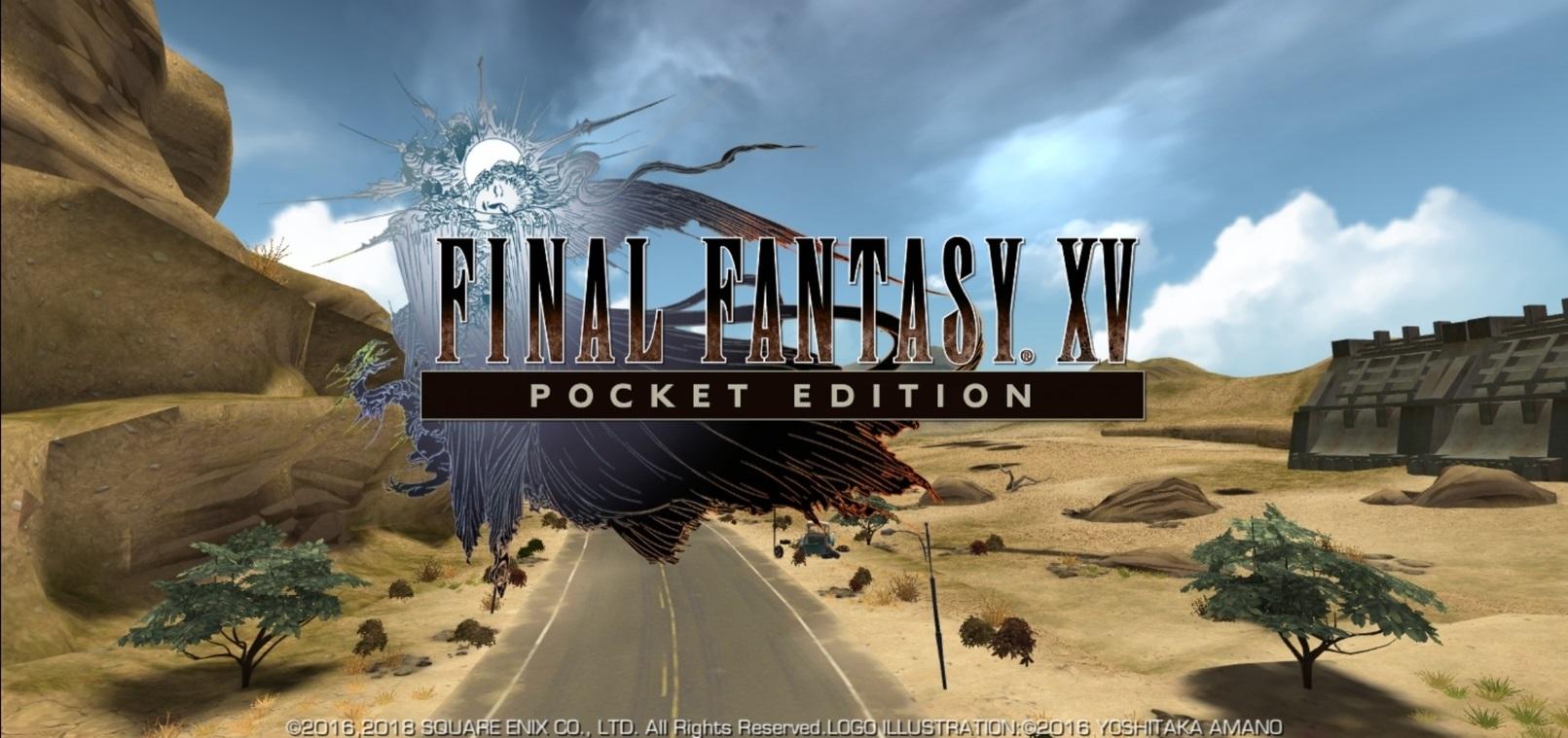 Final Fantasy XV Pocket Edition Mod Full Unlocked