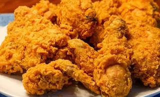 Resep Ayam Goreng Crispy Enak