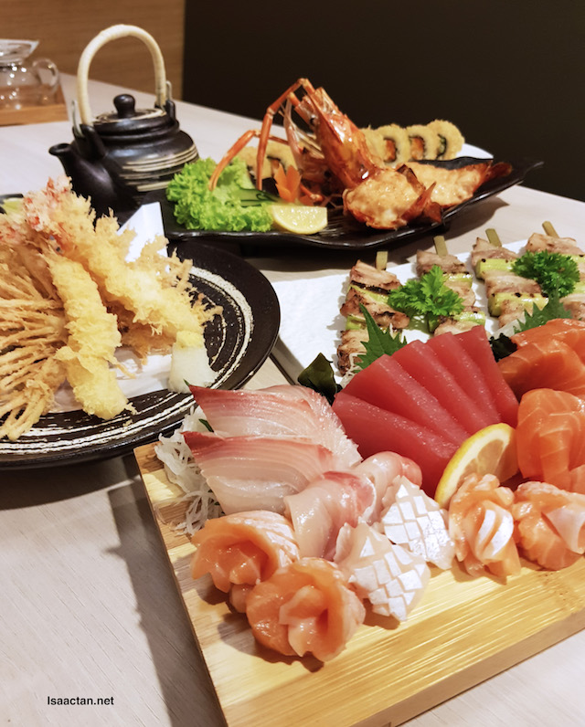 Harumi 23 Tokyo Cuisine @ Desa Parkcity