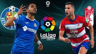 Dónde ver Granada vs Getafe En Vivo, LaLiga en directo