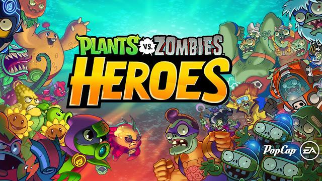 EA muestra el tráiler de lanzamiento de Plants VS. Zombies Héroes, ya disponible