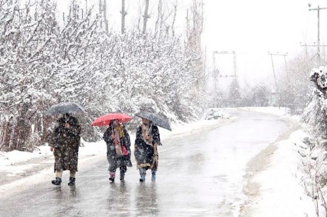 कुछ दिन की राहत, 19 दिसंबर से फिर होगी बारिश-बर्फबारी