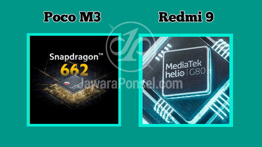 Perbandingan Poco M3 vs Redmi 9