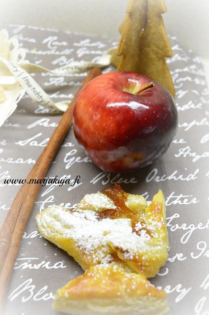 joulutorttu enkelitorttu joulu omena
