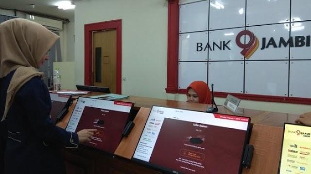 Bank Jambi Klaim Tetap Bayar Gaji Guru Honor Kabupaten Batanghari