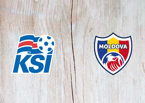 Iceland vs Moldova -Highlights 7 September 2019