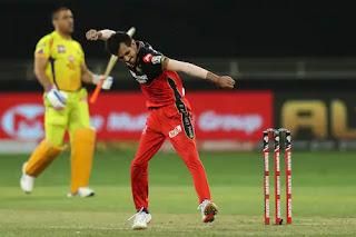 IPL 2020: चेन्नई सुपरकिंग्स की 5वीं हार, बैंगलोर ने दर्ज की बड़ी जीत