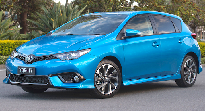 2019 Toyota Corolla Hatch Rumors