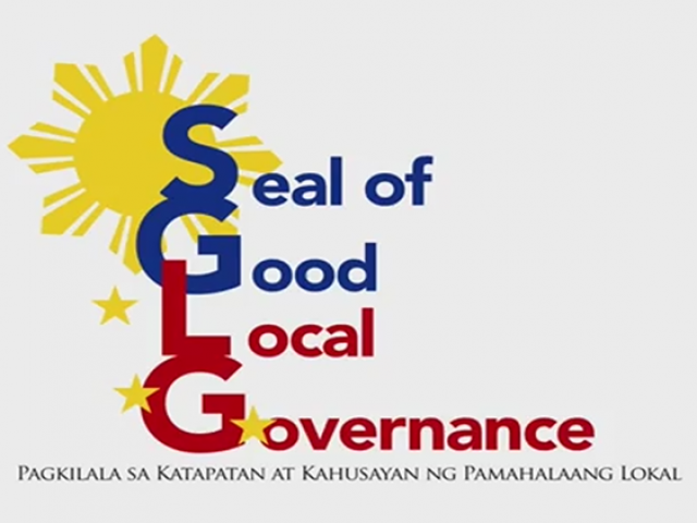 DILG good local governance seal philippines