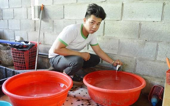 Hội An thiếu nước sinh hoạt