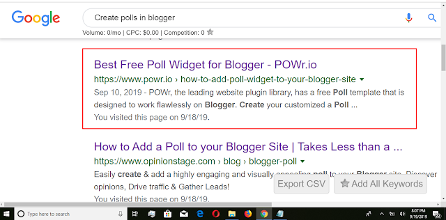 Creating-Poll-for-Blogger-Post