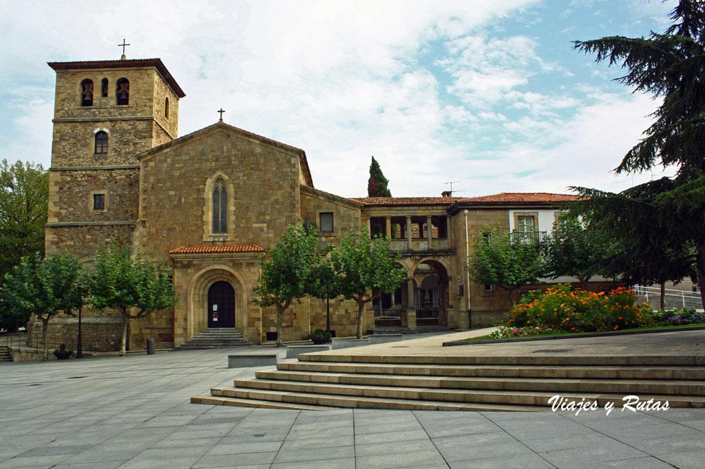 Iglesia de San Nicolás de Bari (San Francisco), Avilés