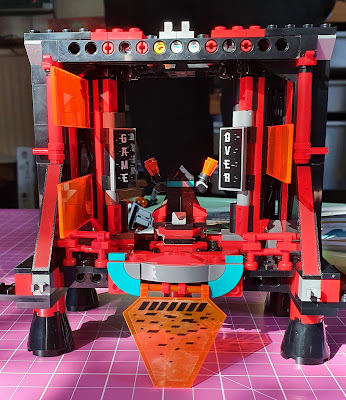 LEGO Empire temple of madness build first bags