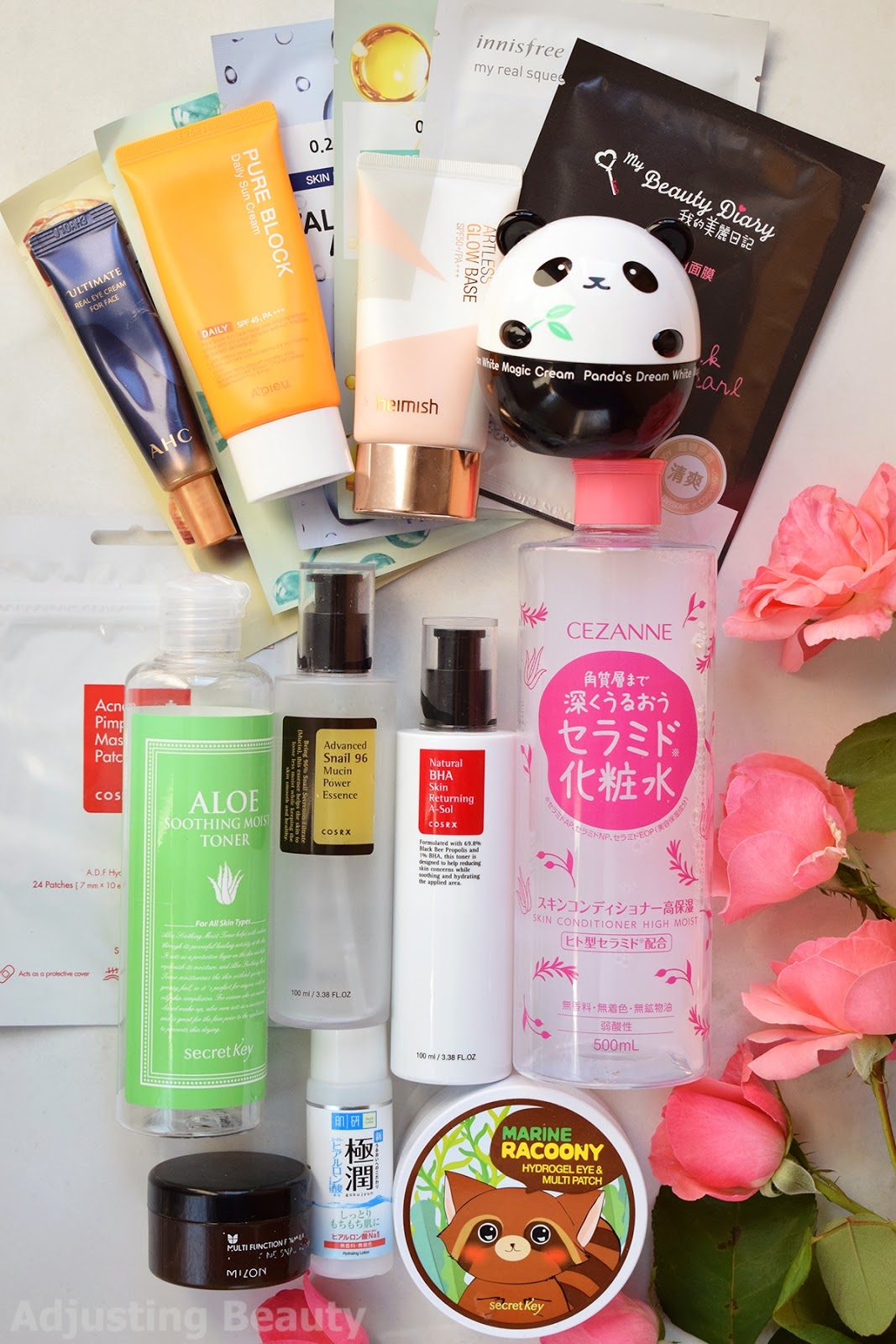 skin product Asian care