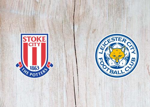 Stoke City vs Leicester City -Highlights 09 January 2021