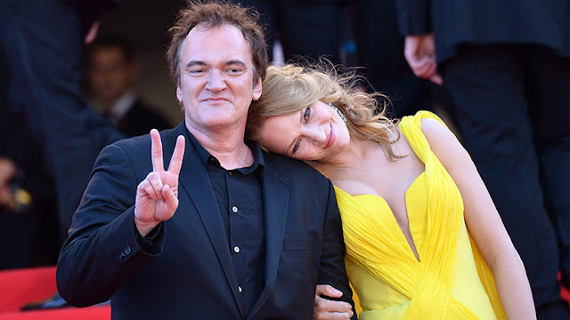 "Uma Thurman: ""Quentin Tarantino intentó matarme"" durante el rodaje de ""Kill Bill"""