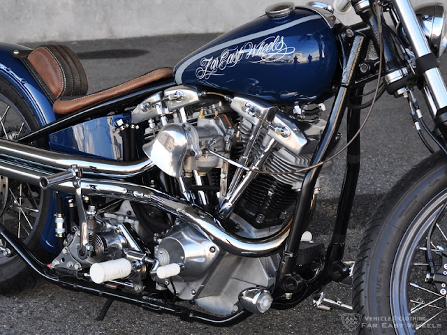 Harley Davidson By Far East Wheels Hell Kustom