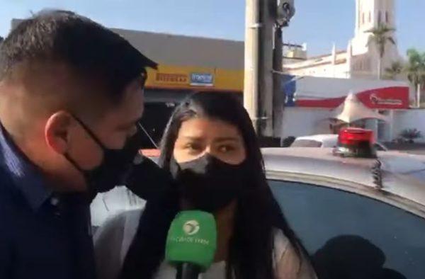 Mulher suspeita de encomendar morte do marido é presa em Mato Grosso