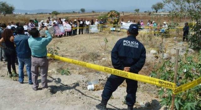 Veracruz: Hunden una varilla y dieron con la fosa más grande de México; ya llevan 287 cuerpos