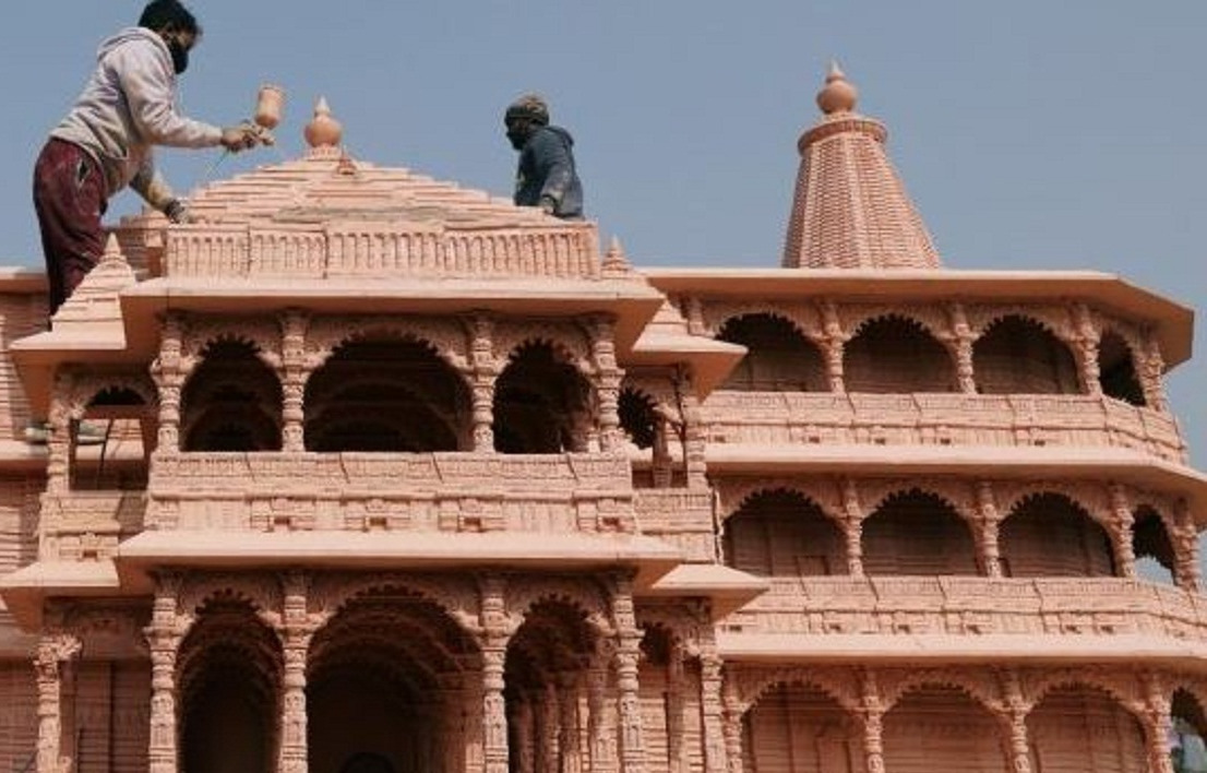 Construction of main temple in Ayodhya will cost 300 to 400 crores
