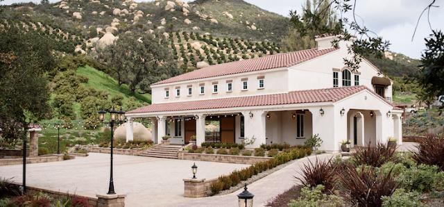 Southern California Wedding at Rancho Pavo Real