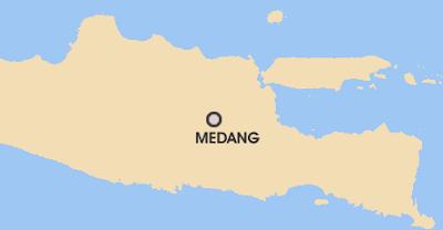 Letak Mataram Kuno periode Jawa Timur