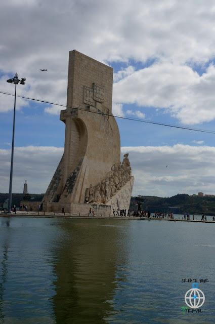 pomnik odkywców lizbona