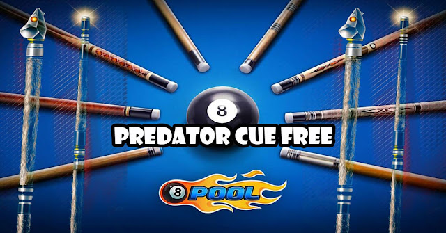 8 ball pool Predator Cue Free Prey Cue 8 ball pool