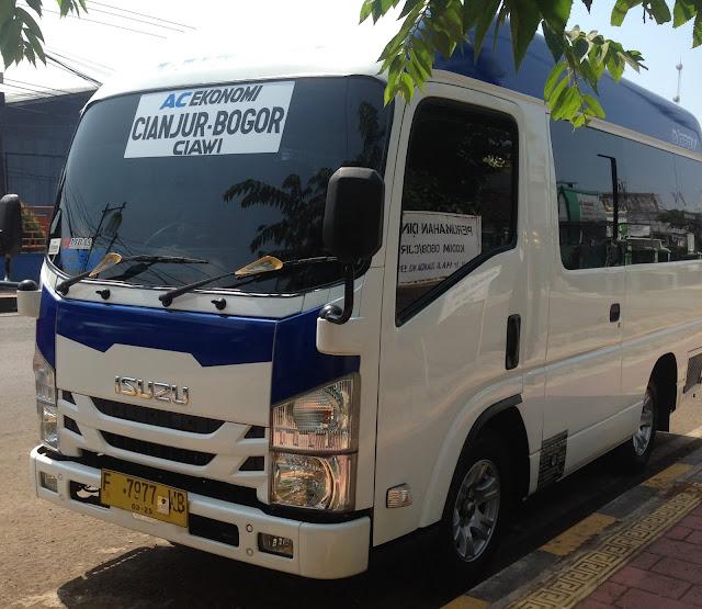 Travel Cianjur Bogor