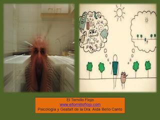 Dra. Aída Bello Canto, Psicología, Gestalt, Emociones, Relajación, Emociones