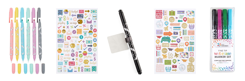 Best Planner for College, How to use a Planner, Erin Condren LifePlanner Review, Erin Condren Store Austin, Erin Condren Pens, Erin Condren Planner Tools and Accessories, Marble Planner, Best Paper Planner, College Blogger, Lifestyle Blogger