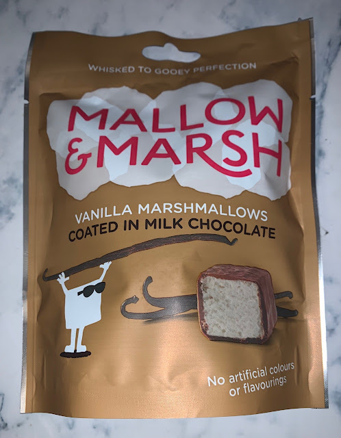 Mallow & Marsh Vanilla Marshmallows