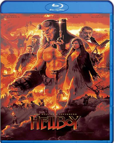 Hellboy [2019] [BD25] [Latino]