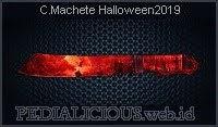 Combat Machete Halloween2019