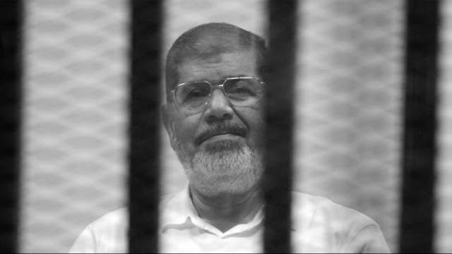الرئيس السابق محمد مرسي يفارق الحياة خلال محاكمته