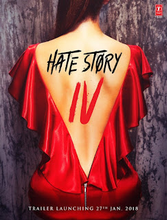 Hate Story 4 First Look Poster