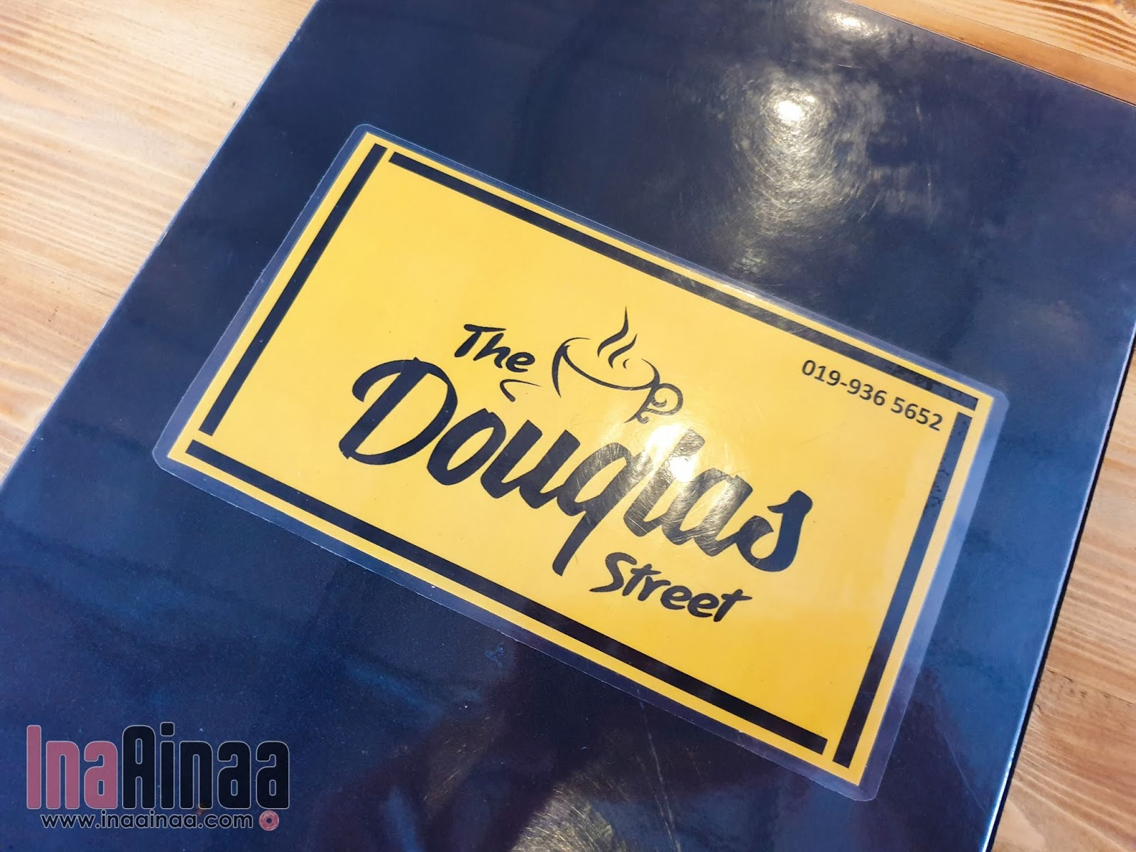 THE DOUGLAS STREET TANJUNG MALIM - Hak Milik Ina Ainaa