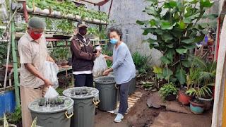 IAC-19 Mengajak Masyarakat Perkotaan Berkebun di Lahan Terbatas di Masa Pandemi Covid-19