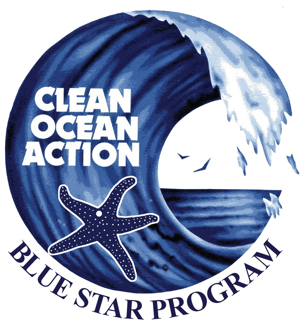 Clean Ocean Action Coa Awards Blue Stars For Green Towns