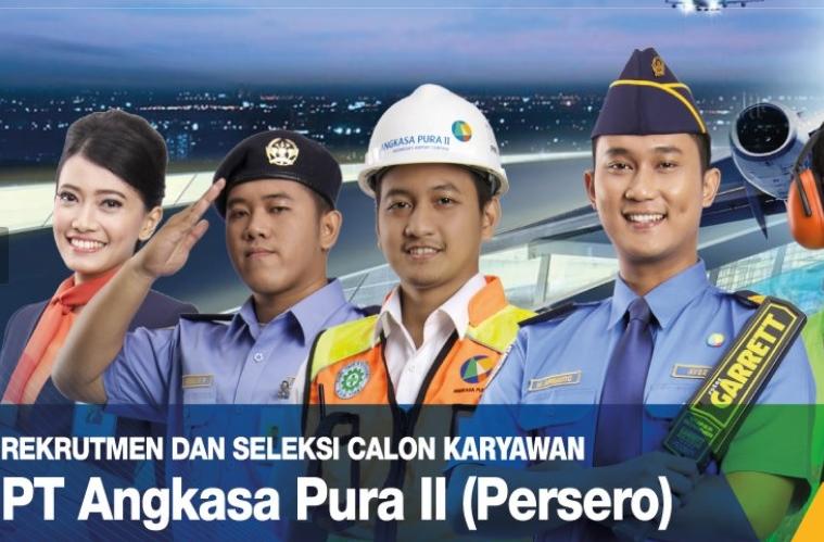 Lowongan Kerja PT Angkasa Pura II (Persero) 2018