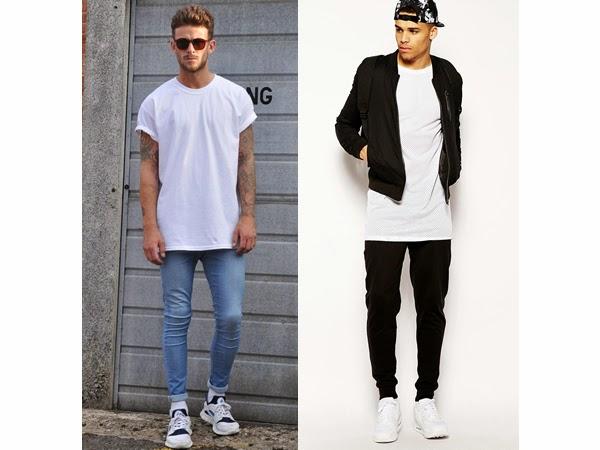 6a6b9fa9a Macho Moda - Blog de Moda Masculina  Camisetas mais Compridas