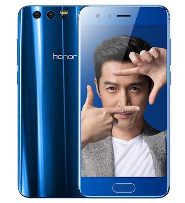 Honor 9 with Dual Leica camera