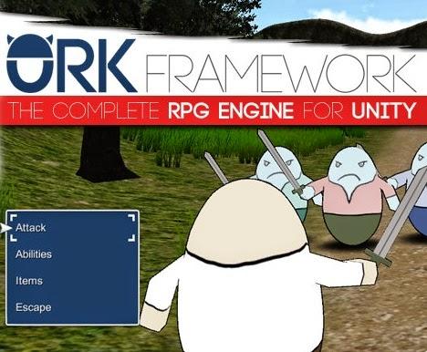 RELEASE] ORK Framework v2 1 2 (Latest) | Free Unity3D Assets