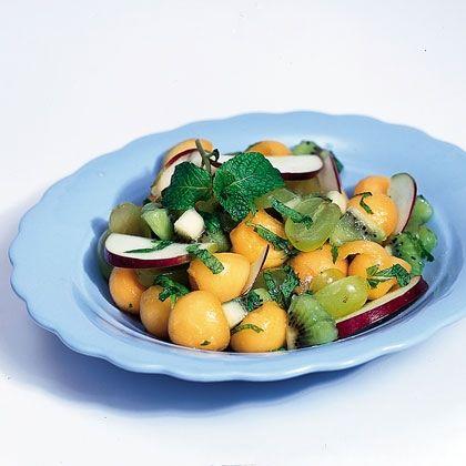 Minted Fruit Salad
